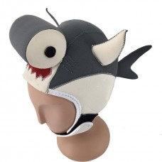 造型頭套-槌頭鯊