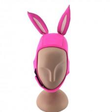 造型頭套-粉紅兔